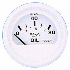 Oliedrukmeter