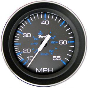 Snelheids meters