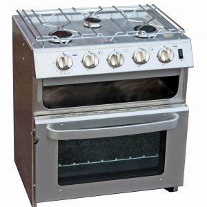 Gas kooktoestellen