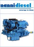 B. NANNI motoren en onderdelen