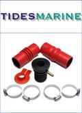 L. Tides Marine Schroefas Afdichtingen