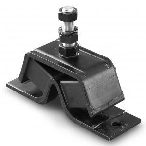 V-Shaped Flexible motorsteunen