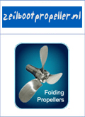 C. Zeilboot propellers
